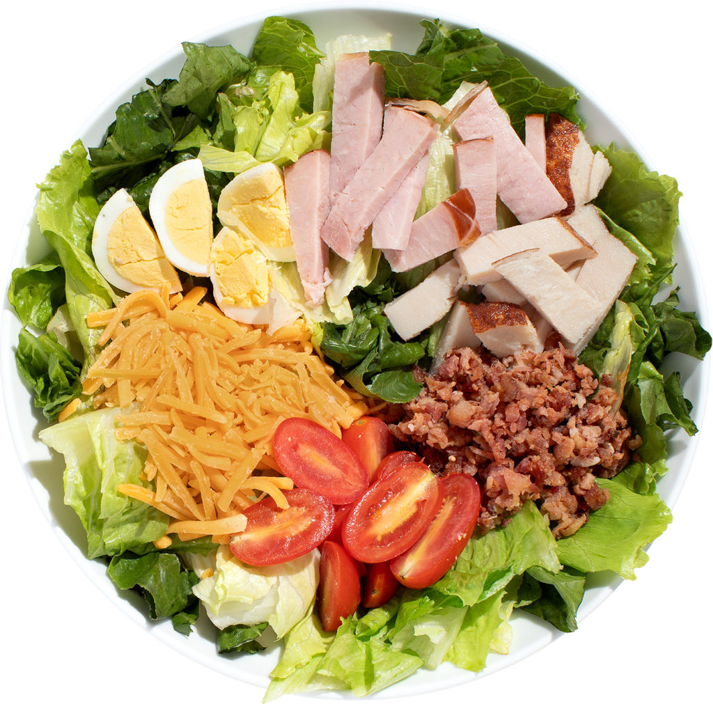 Members only salad