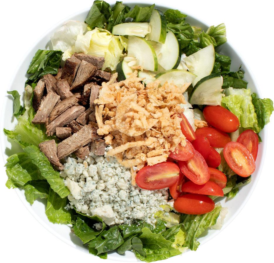 You're my boy blue salad